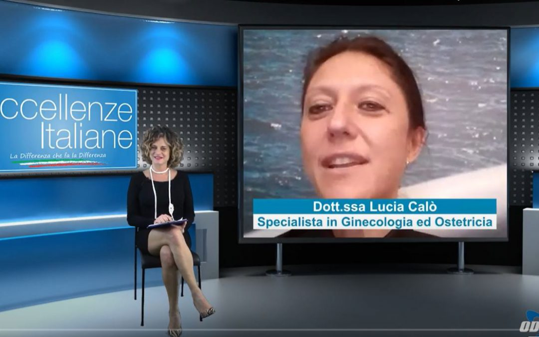 Menopausa Intervista su ODEON TV